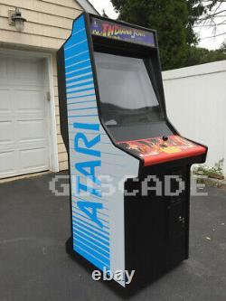 Indiana Jones and the Temple Of Doom Arcade Machine Atari NEW Full Size Guscade