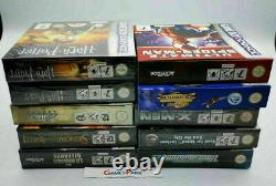 Lotto Giochi Game Boy Advance Nuovo Need For Speed Harry Potter Gba Sealed Wata