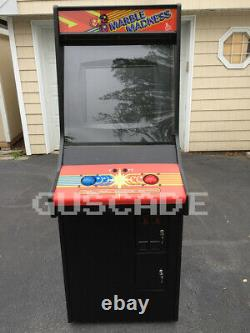 Marble Madness Arcade Machine Atari NEW Full Size Classic Video Game Guscade