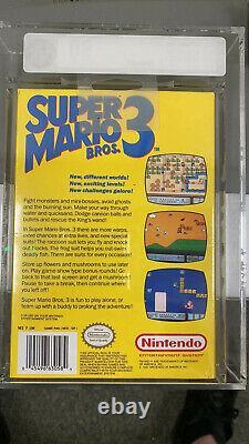 Mario Bros Nes Trilogy, Sealed, Graded, VGA, UKG, not WATA NTSC not PAL Nintendo