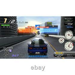 Maximum Tune 5 2 Player Racing Arcade Game