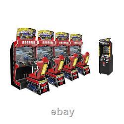 Maximum Tune 5 4 Player Racing Arcade Game