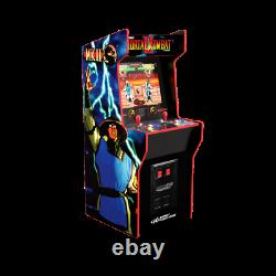 Mortal Kombat Midway 12-in-1 Legacy Arcade 1Up Stand Up Arcade Machine 12 Games