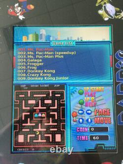 NEW 412 in 1 Multi Game PCB Board JAMMA Arcade Blue Elf VGA VERTICAL US SELLER