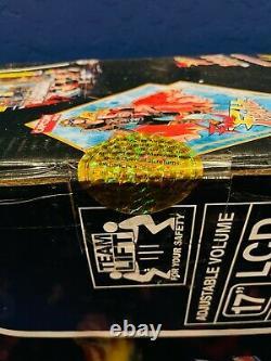 NEW Arcade1Up Final Fight Arcade Machine Cabinet, 1944, Strider Ghosts N Goblins