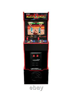 NEW Arcade1Up Mortal Kombat Legacy Edition Arcade Cabinet with Games
