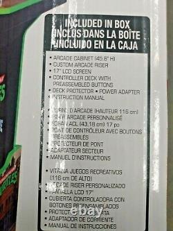 NEW Arcade1Up TMNT Teenage Mutant Ninja Turtles Arcade Cabinet Machine