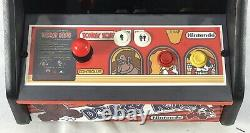 NEW Donkey Kong Ms. PacMan Arcade Machine Galage Upgraded 60 in 1 Tabletop 19 in