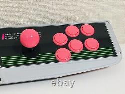 NEW Genuine Stainless Control Panel SEGA AstroCity Arcade Cabinet Sanwa astro