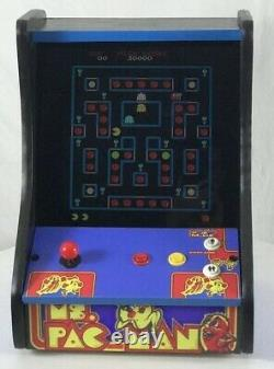 NEW Ms. PacMan/Galaga, Donkey Kong Arcade 60 Games in 1 19 inch Monitor