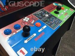 NEW Nintendo Mario Bros Arcade Machine Cabinet Multi Bros. Brothers Guscade
