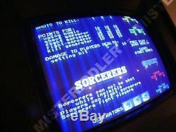 NEW OLD STOCK 1985 Atari Gauntlet Upright Video Arcade Game Cabinet + UpgradeKit