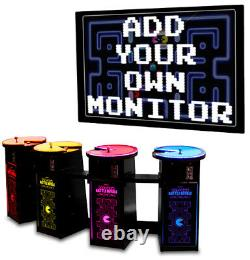 Namco Pac-Man Battle Royale Deluxe Arcade Video Game