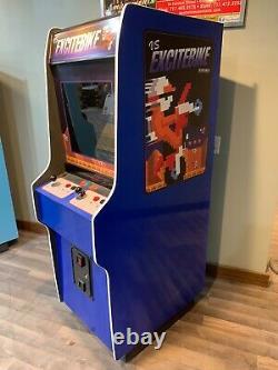 New Excitebike Arcade Machine