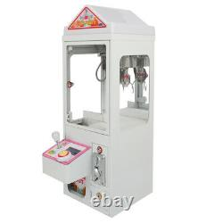 Newest Mini Metal Case bar top Claw Crane Machine Candy Toy Catcher