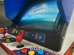Original SNK NeoGeo SC19-4 Arcade Game Cabinet Tested Working