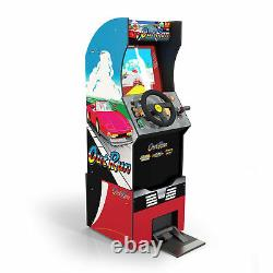 Outrun with riser and light-up marquee Brand New