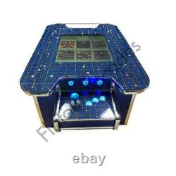Pac Man Edition Arcade Coffee Table 60 Retro Games 2 Player Gaming Cabinet UK Ma