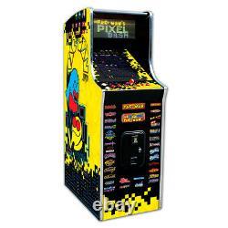 Pac-Man Pixel Bash Home Upright Arcade Game