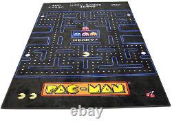 Pac-Man Rug 3x5