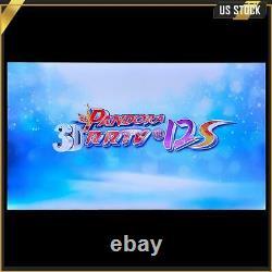 Pandora Box 12S 3333 Games in 1 Home Arcade Console Retro Video Gmae 2D & 3D