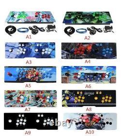 Pandora Games 3D Arcade 135 3D Video game Console Emulator 2448 Retro Games Wifi