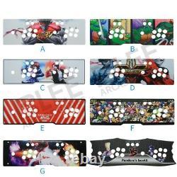 Pandora Games Box 2448 Games 135 3D Arcade Videogame Machine Bartop Console WIFI