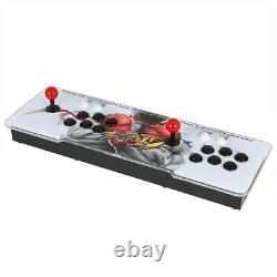 Pandora's Box Home Double Stick Arcade Game Console 2D+3D 3399 Games in 1