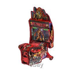 Raw Thrills Aliens Armageddon 55 Deluxe Cabinet Arcade Game