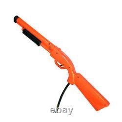 Raw Thrills Big Buck Hunter Pro Arcade Game Shotgun Gun Assembly Orange