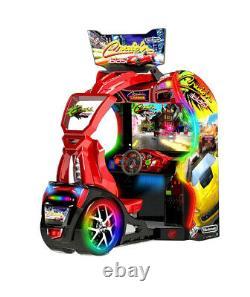 Raw Thrills Cruis'n Blast Driving Arcade Video Game