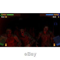 Raw Thrills The Walking Dead Video Arcade Machine