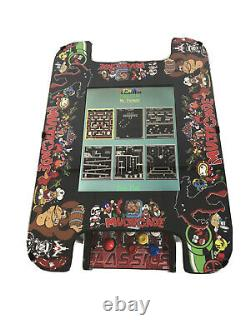 Reto Arcade Ms Pacman/Galaga Cocktail Table Arcade 60 games in 1 New