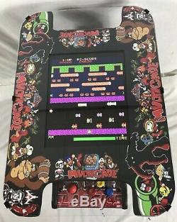 Retro Cocktail Arcade Machine 60 Games Ms Pac-Man Galaga Donkey Kong Multicade
