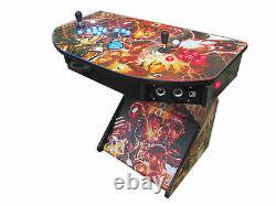 Ryu VS Wolverine Fighting Themed Arcade System 2 Player HDTV HDMI MAME (tm)