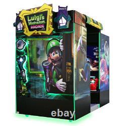 SEGA Luigi's Mansion Arcade Video Game