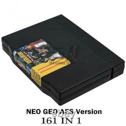 SNK NEO GEO AES 161 in 1 JAMMA multi games Cartridge For SNK AES Motherboard