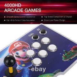 Separable Pandora Box 4000 3D & 2D Retro Games in 1 Home Arcade Console 2 Player
