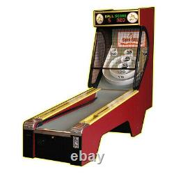 Skee Ball Classic Alley 10' Bowler Coin Op Redemption Game