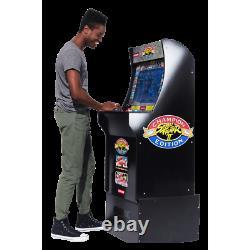 Street Fighter 2 Arcade Machine Retro Original Artwork Cabinet 3 Games LCD New