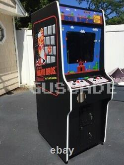 Super Mario Bros. Arcade Machine Nintendo Full Size NEW Multi Classics Guscade