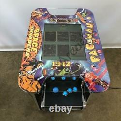 Supercade Arcade Cocktail Table 60 Retro Games 2 Player Gaming Cabinet UK Made