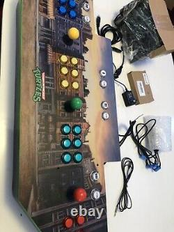 TMNT Arcade1up Gen 3 Complete 15 Minute Mod Kit Pi 4 4gb And 7400 Games