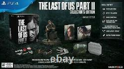 The Last of Us Part II 2 Collector's Edition PS4 Playstation 4. NEW SEALED