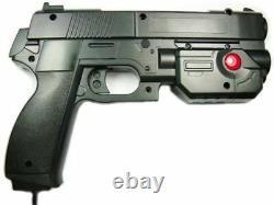 ULTIMARC AimTrak Light Gun BLACK By Ultimarc US SHIPPER 1 YEAR WARRANTY NEW