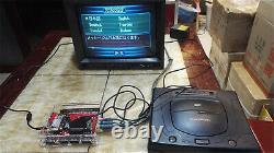 V2 Super Gun JAMMA CBOX Converter to SNK Joypad Saturn Joypad for Game Board New