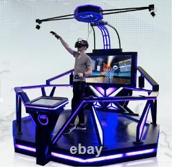Virtual Reality Walker Sports VR Motion 9D Simulator Boxing 360 Shooter Arcade