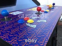 X-Men Arcade Machine NEW 4-Player Plays OVR 1025 Classic Games XMEN Guscade
