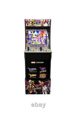 X-men vs Street Fighter Arcade1up Free Shipping