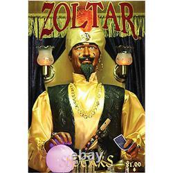 Zoltar Speaks Fortune Teller Arcade Deluxe